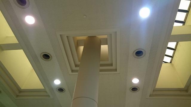 画像:横浜商業高等学校商業実施室