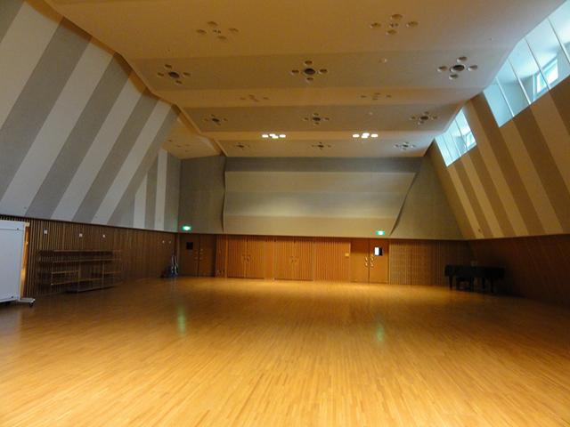 国立オリンピック記念センター 大ホール