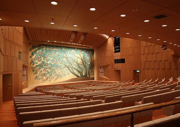 画像:愛媛県民文化会館サブホール
