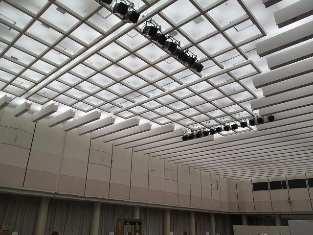 画像:愛媛県民文化会館多目的ホール