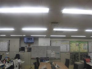 某商業施設 管理事務所