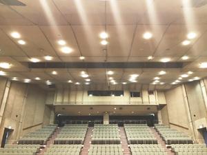 宇土市民会館 大ホール